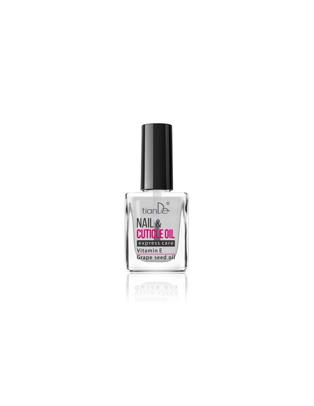 Nail & Cuticle Oil, 10mil - Tibetan Cosmetics Ltd